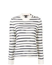 Rag & Bone Sam Striped Jumper