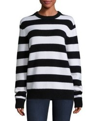 Rag & Bone Shana Striped Cashmere Sweater