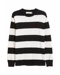 H&M Slub Knit Cotton Sweater