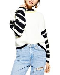Topshop Stitch Pullover