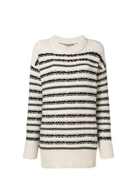Ermanno Scervino Striped Jumper