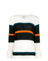 Loewe Striped Slouchy Sweater