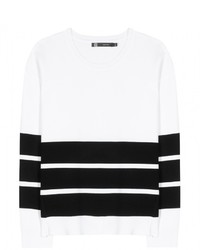 J Brand Striped Sweater