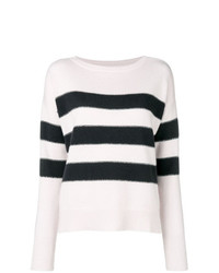 Hemisphere Striped Sweater