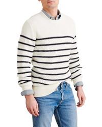 Alex Mill Textured Stripe Sweater