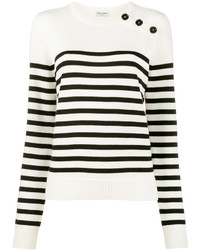 White striped jumper medium 6717164