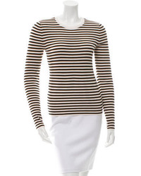 A.L.C. Wool Striped Sweater