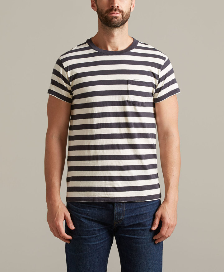 Levi's 1950s Sportswear T Shirt | Where to buy & how to wear