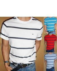 Tommy Hilfiger 2015 Striped T Shirt Top New Nwt S M L Xl