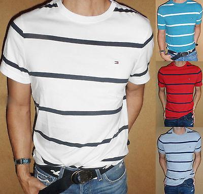 953d3f78 Tommy Hilfiger 2015 Striped T Shirt Top New Nwt S M L Xl, $28 | eBay ...
