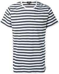 A.P.C. Striped T Shirt