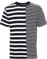 Alexander Wang T By Striped T Shirt