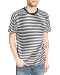 Obey Apex Stripe T Shirt