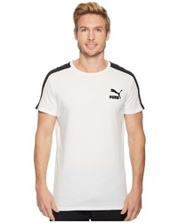 Puma Archive T7 Stripe Tee T Shirt