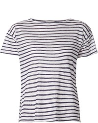 Band Of Outsiders Striped T Shirt
