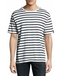 rag & bone Breton Striped T Shirt