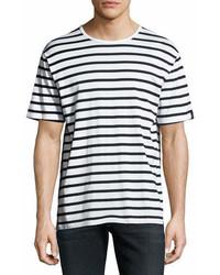 rag & bone Breton Striped T Shirt
