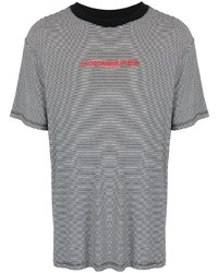 Marcelo Burlon County of Milan Ce Stripes T Shirt
