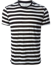 Enfants Riches Deprimes Striped T Shirt