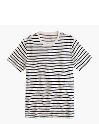 J.Crew Tall Deck Stripe T Shirt