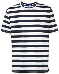 Junya watanabe comme des garons striped t shirt medium 6457775