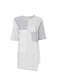 Forme D'expression Patch Long Line T Shirt