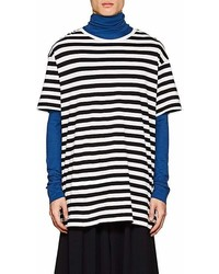 a68e0085 Men's White and Black Crew-neck T-shirts from Barneys New York ...