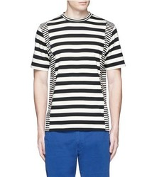 Paul Smith Ps By Stripe Cotton T Shirt