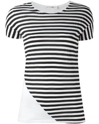Rag & Bone Jean Striped T Shirt