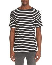 Randall stripe t shirt medium 3664514