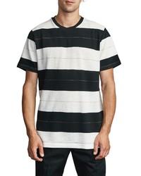RVCA Rumble Stripe T Shirt