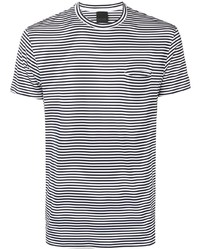Rrd Slim Fit Striped T Shirt