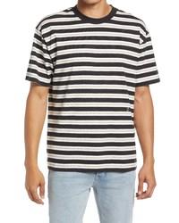 Closed Stripe Organic Cotton T Shirt