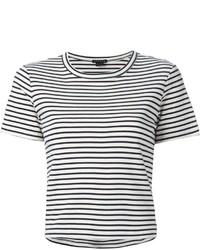 Theory Striped Breton T Shirt
