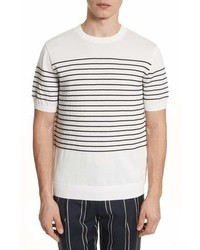 TOMORROWLAND Tricot Stripe T Shirt