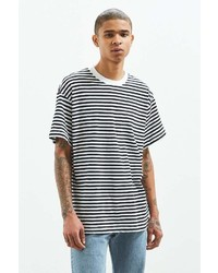 Urban Outfitters Uo Even Stripe Tee
