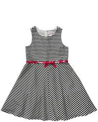 Bloome Plus Striped Knit Dress