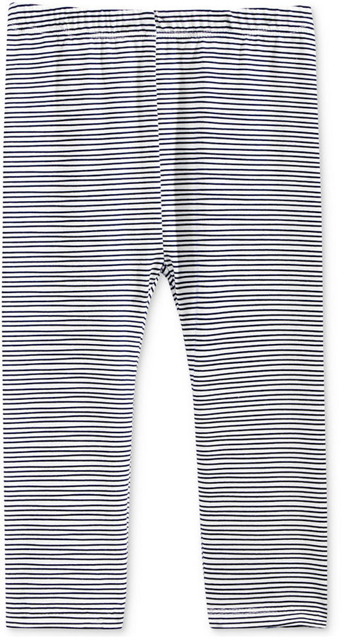 First Impressions Striped Leggings Baby Girls Only At Macys