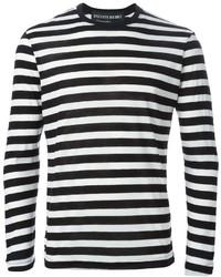 Enfants Riches Deprimes Striped Long Sleeve T Shirt