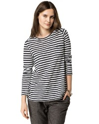 Tommy Hilfiger Long Sleeve Stripe Tee