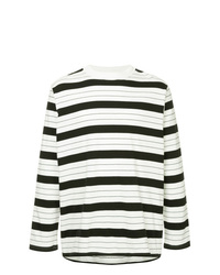 Unused Long Sleeve Striped T Shirt
