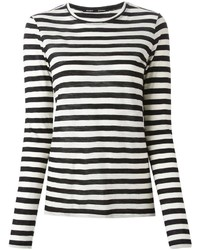 Proenza Schouler Striped T Shirt
