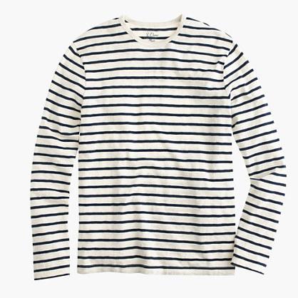 J.Crew Tall Deck Striped T Shirt