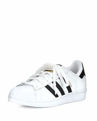Superstar classic sneaker blackwhite medium 6794273