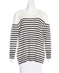 Raquel Allegra Wool Cashmere Blend Sweater