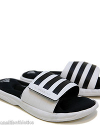 adidas Superstar 3g Slide White Casual Athletic Sport Sandal G61951