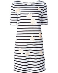 Band Of Outsiders Striped Shift Dress