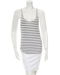 Rag & Bone Sleeveless Striped Top