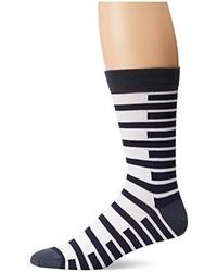 Lacoste Jersey Stripe Sock