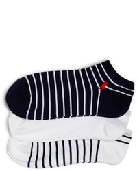 Polo Ralph Lauren Saint James Ped Ankle Socks Set Of 3